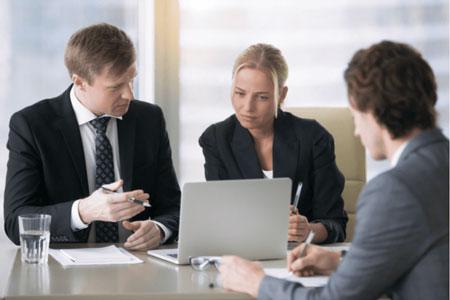 Siren dashboard for SME banking portfolio