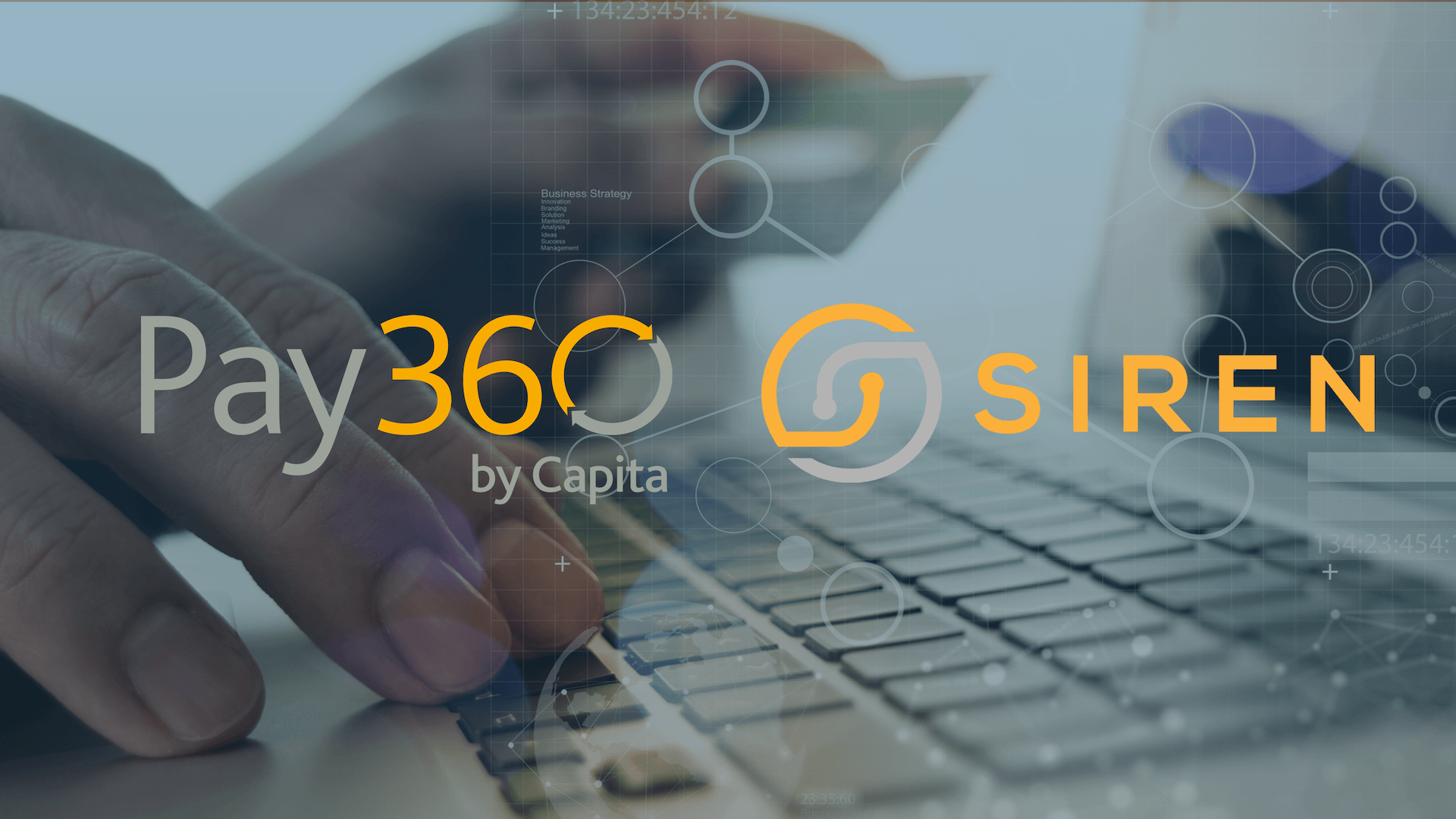 Pay360 by Capita uses the Siren Platform™
