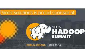 Kibi/Kibana and Hadoop? Meet us @HadoopSummit 2016
